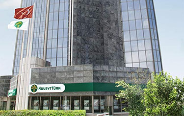 KUVEYTTÜRK BRANCH BANKS